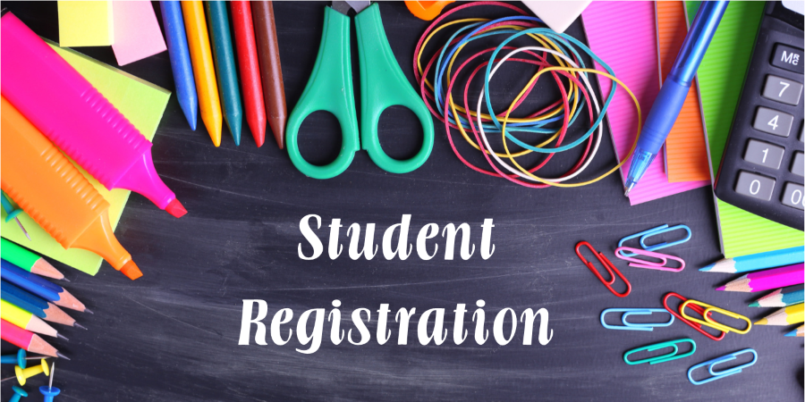 Registration is now open for the 2020/2021 school year
